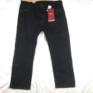 New Levi's Workwear 505 Regular Men's Jeans 42x30